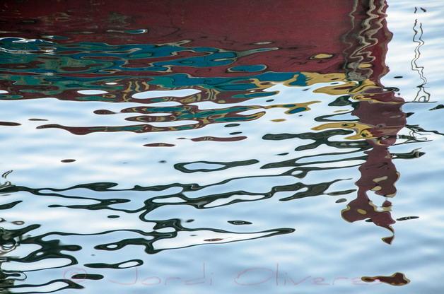 Reflexes al port de Cotlliure
