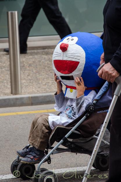 En Doraemon ja està cansat